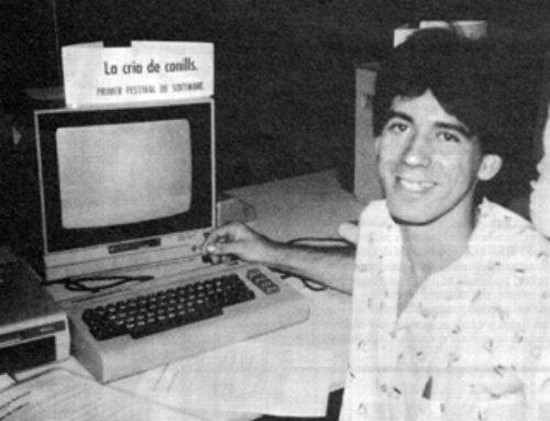El joven que revolucionó las granjas de conejos españolas con un C64